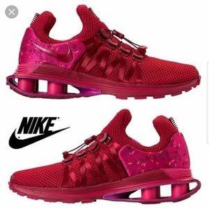 Nike Shox Gravity Red Crush